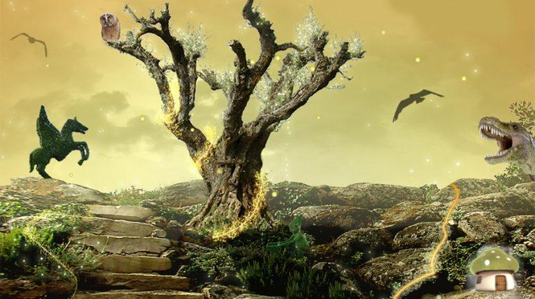 el bosque encantado madrid