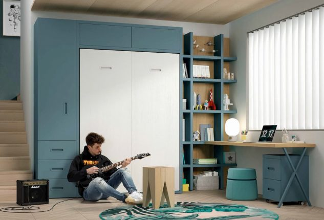 dormitorios juveniles infantiles